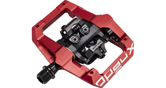 Xpedo Clipless GFX Pedal rot